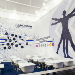 KLINGER product innovations for fluid control